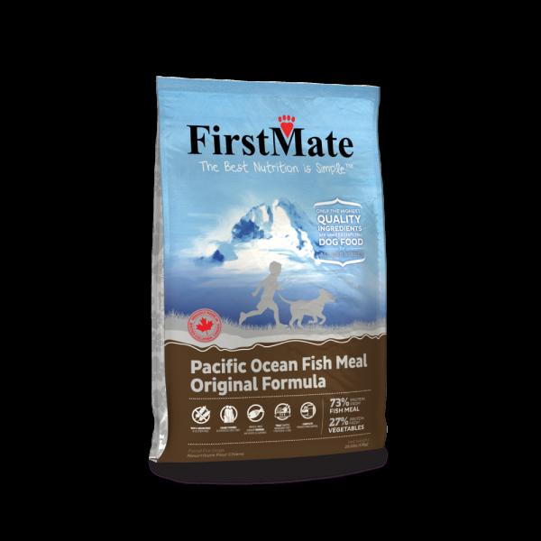 FirstMate crocchette per cani formula Pesce Azzurro dell'Oceano Pacifico