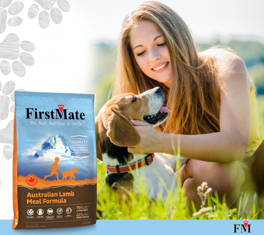 FirstMate crocchette ipoallergeniche per cani